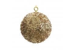 Sebastians Suite nos presenta su Navidad de lujo con estas bolas de lentejuelas