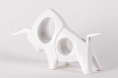 Sebastian suite nos ofrece esta escultura de cerámica hecha a mano