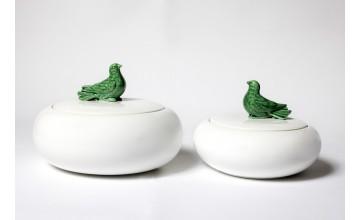 La caja de cerámica más cool escogida por Sebastian Suite