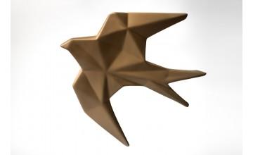 Sebastian Suite nos invita a jugar con la decoracion con las golondrinas de cerámica