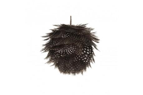 Sebastian Suite nos trae esta bola de plumas para decorar esta Navidad