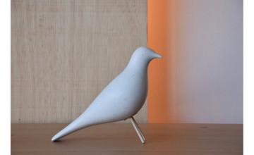 SSS000223-Pássaro Branco