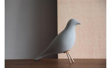 SS000225-Pássaro Cinzento
